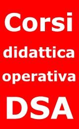 Corsi didattica operativa DSA
